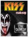 Gene Simmons Demon Fun Costumes Makeup Kit