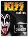 Gene Simmons Demon Fun Costumes Makeup Kit