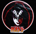 Gene Simmons Solo Face Iron On Tshirt