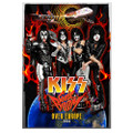 2010 Sonic Boom Over Europe KISS Tourbook