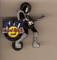 Hard Rock Cafe 2006 Nagoya Ace Frehley Kiss Pin