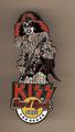 Hard Rock Cafe 03 Las Vegas Gene Simmons Kiss Pin