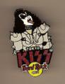 Hard Rock Cafe 05 Tokyo Gene Simmons Kiss Pin