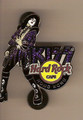 Hard Rock Cafe 06 Hong Kong Paul Stanley Kiss Pin
