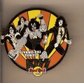 Hard Rock Cafe 05 Marvel Uyeno-EKI Tokyo Group Kiss Pin