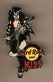 Hard Rock Cafe 06 LIVE 06 Gene Simmons Kiss Pin