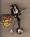Hard Rock Cafe 06 Gene Response Gene Simmons Kiss Pin