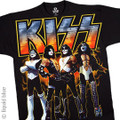 KISS Love Gun Large Print Tshirt