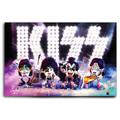 KISS M&M Poster