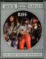 KISS Rock Sagas Chris Tetley Interview Vinyl LP