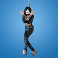 Paul Stanley Starchild 4.7 Inch Resin Christmas Ornament