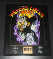 Psycho Circus Commerative Framed Poster