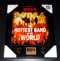 Alive Worldwide Hottest Band Commerative Framed Poster