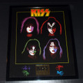 Alive Worldwide Solo Faces Commerative Framed Poster