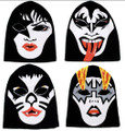 KISS Rock and Roll Over Ski Mask