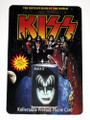 KISS Kollectable PrePaid Phone Card Gene Simmons KC2