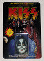 KISS Kollectable PrePaid Phone Card Peter Criss KC5