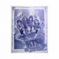 KISS Farewell Tour Lithograph Poster