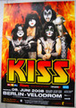 KISS Alive 35 Berlin Event Poster