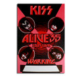 KISS Alive 35 2009 Tour Working Red Cloth Pass