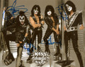 KISS Alive 35 Signed Promo Photo
