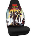 Love Gun Car Seat Cover