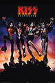 KISS Destroyer Poster