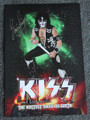 Eric Singer Signed Hottest Show On Earth Poster