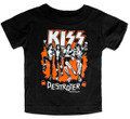 KISS Destroyer Toddler Tshirt