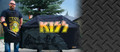 KISS BBQ Jersey Grill Cover