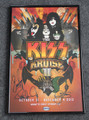 KISS Kruise II Signed Framed Poster