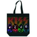 KISS Logo Solo Faces Bag