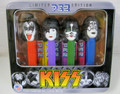KISS PEZ Candy Dispensers 4-Piece Collector's Tin