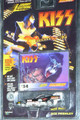 1997 Johnny Lightning 1/64 Scale Car Ace Frehley 12