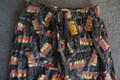 KISS Logo Guitars Lounge Sleep Pants