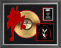 KISS Gene Simmons Shadow Gold Award