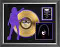 KISS Paul Stanley Shadow Gold Award