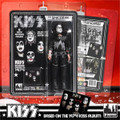 KISS RETRO First Album 8 Inch Action Figures Series 2