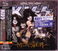 KISS MONSTER JAPAN TOUR EDITION 2 CD Set