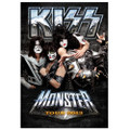 KISS Monster Tourbook Europe 2013