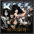KISS Monster Cover Magnet