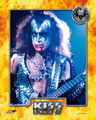 Photo KISS 1978 Bloody Gene Simmons