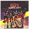 KISS Flaming Youth/God of Thunder Japan 7 Inch Single