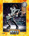 Photo KISS Tommy Thayer Confetti