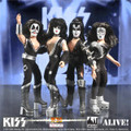 KISS Alive! 8 Inch Action Figures Series 6