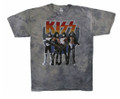 SHOCK ME KISS TIE-DYE T-SHIRT