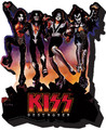KISS Destroyer Chunky Magnet