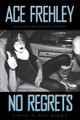Ace Frehley No Regrets Hardcover Book
