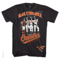 Baltimore Orioles Dressed To Kill Tshirt