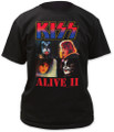 KISS Alive II Tshirt